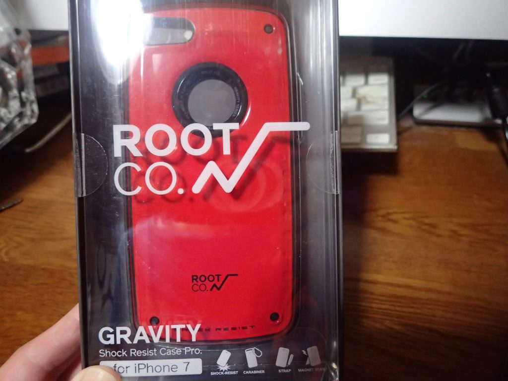 Gravity Shock Resist Case