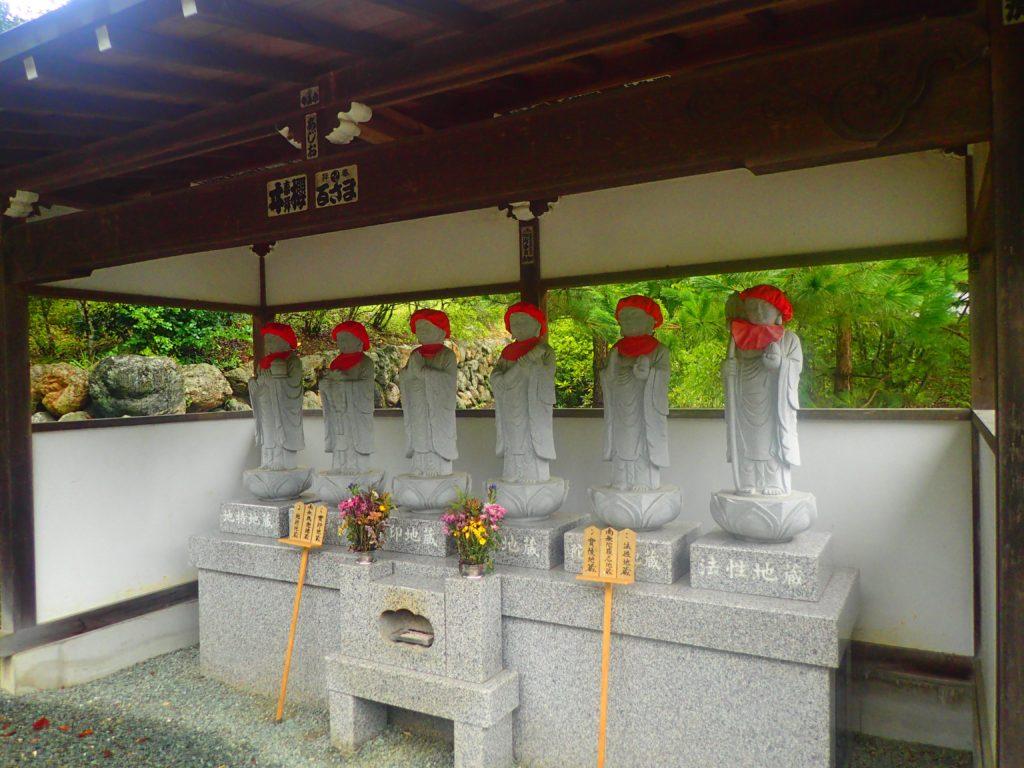 正法寺の中