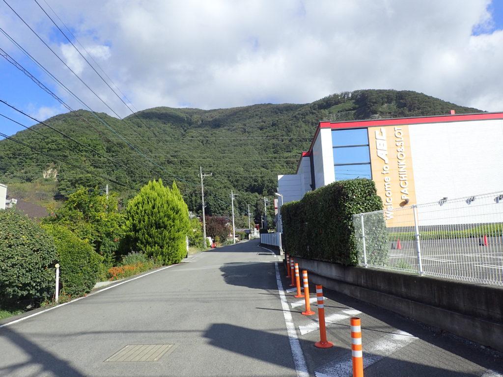 大蔵経寺山
