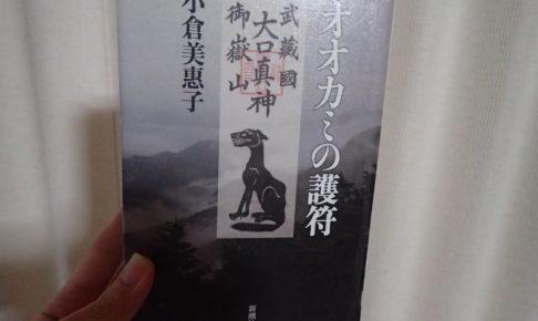 オオカミの護符、表紙