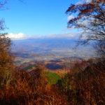 棚山山頂からの景色