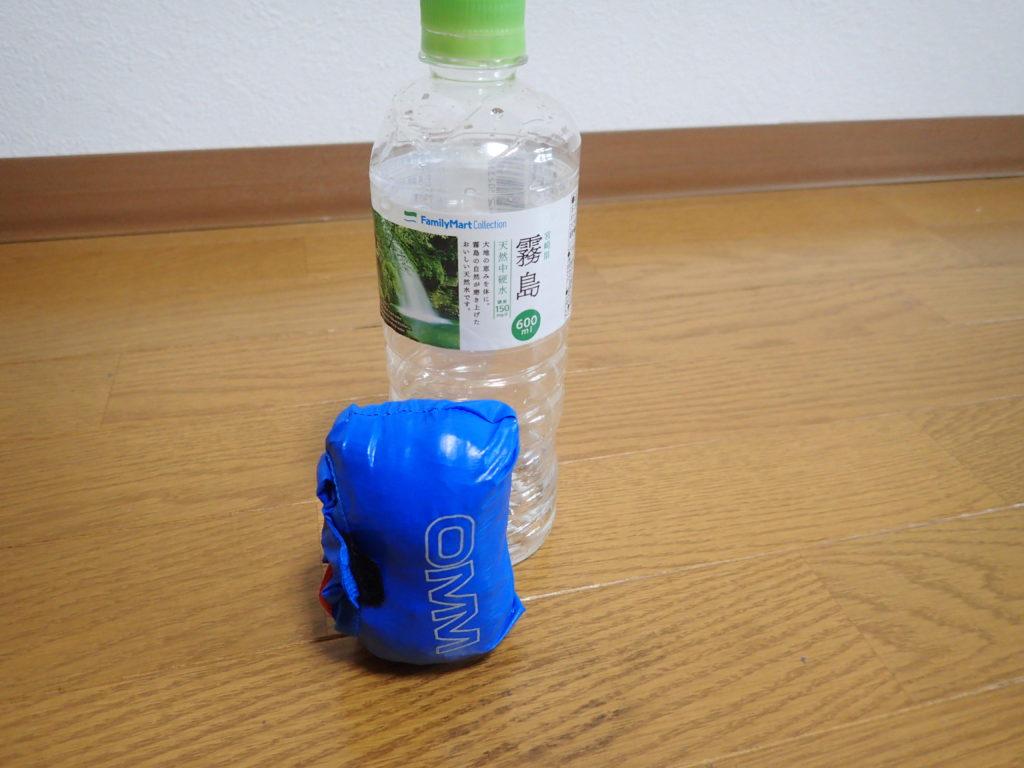 ペットボトルとの比較