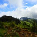 大菩薩連嶺 縦走の旅 美しい稜線と森に魅せられる